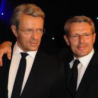 Lambert Wilson fait son entrée au musée Grévin, Nicolas Sarkozy déménage