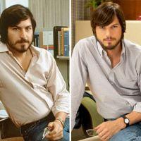 Première photo officielle d'Ashton Kutcher en Steve Jobs