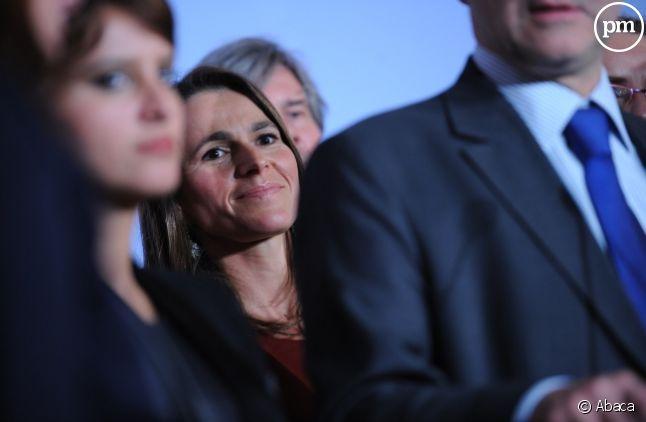 Aurélie Filippetti, nouvelle ministre de la Culture et de la communication.