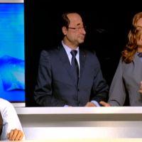 Zapping : Valérie Trierweiler aura bientôt son double en latex, Manuel Valls déjà guignolisé