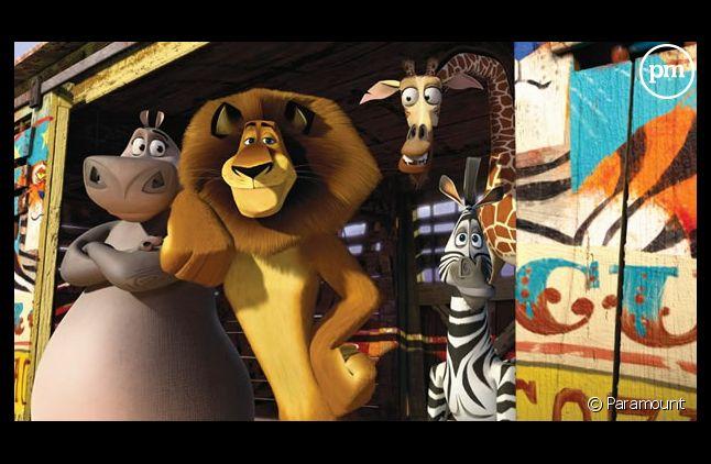 """""""Madagascar 3"""""""