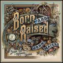 "1. John Mayer - ""Born and Raised"""