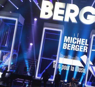 Jean-Pierre Foucault anime 'Michel Berger : Tout pour la...