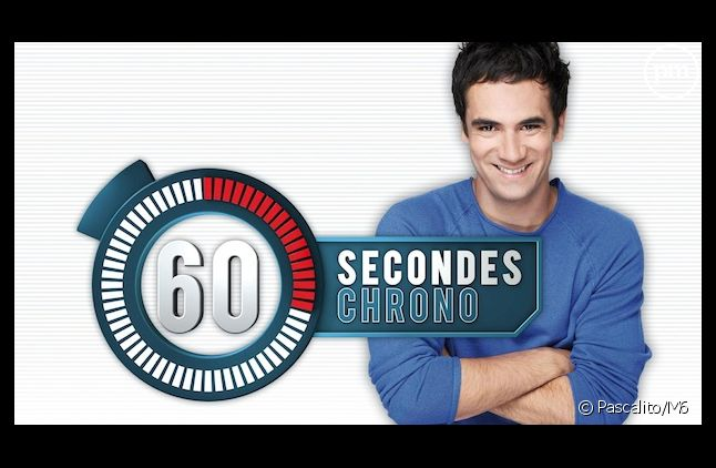 """Alex Goude présente """"60 Secondes Chrono"""""""