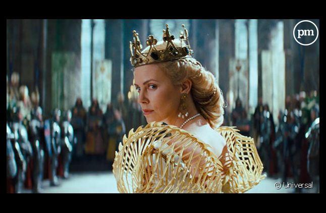 """Charlize Theron dans """"Blanche-Neige et le chasseur"""""""