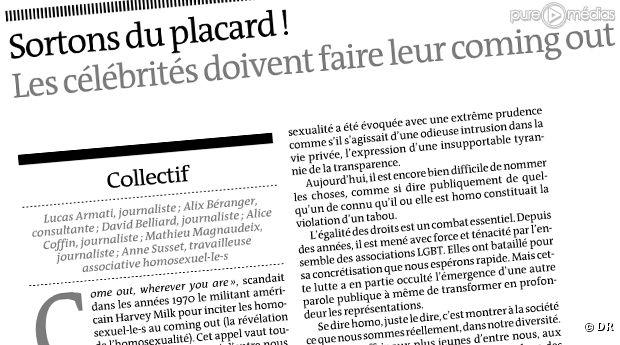 """Le journal """"Le Monde"""", daté du 30 juin 2012."""