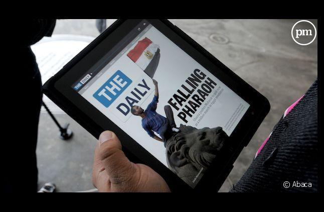 """""""The Daily"""", lancé uniquement sur l'iPad en janvier 2011"""