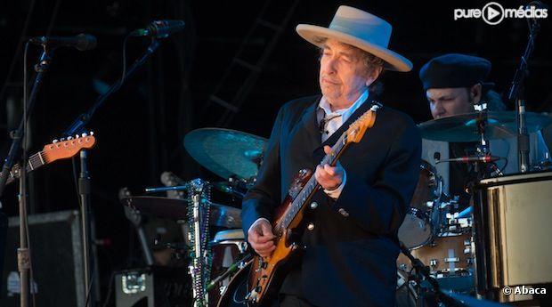 Bob Dylan a fortement déçu aux Vieilles Charrues