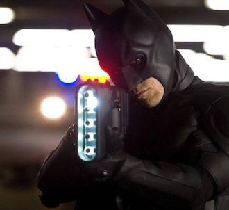 Christian Bale dans 'The Dark Knight Rises'