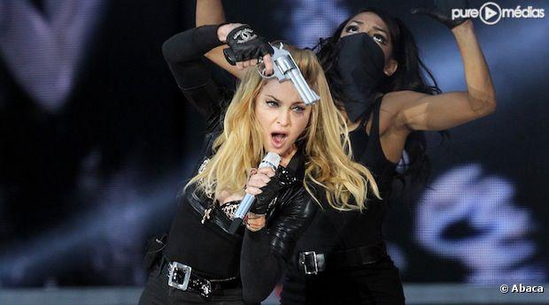 Madonna a fortement déçu les fans venus à l'Olympia