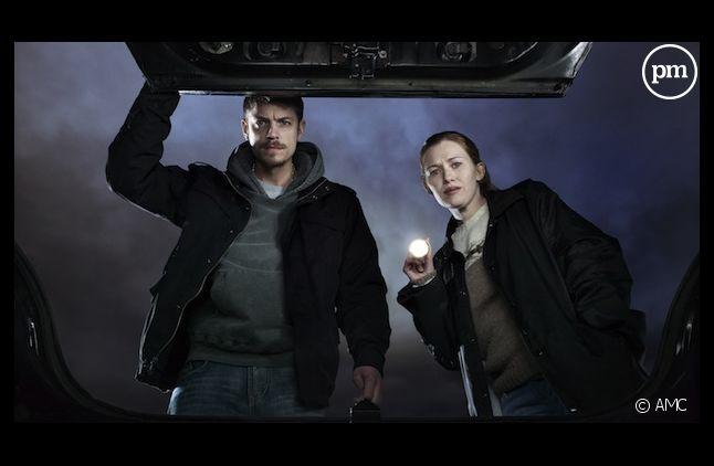 """La version américaine de """"The Killing"""" a été annulée par AMC"""