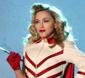 Madonna, lors de son MDNA Tour
