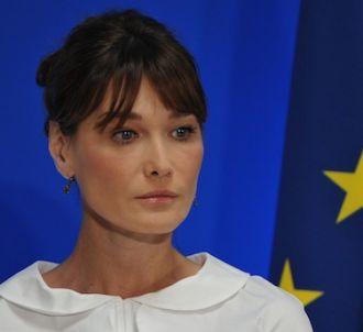 Une statue à l'effigie de Carla Bruni-Sarkozy a été...