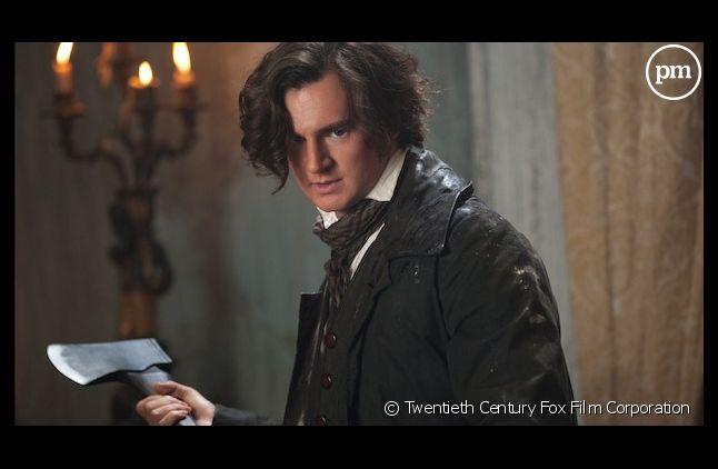 """""""Abraham Lincoln : Chasseur de Vampires"""" petit leader lors des premières séances parisiennes"""