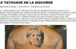 Un faux tatouage de Nadine Morano enflamme Twitter