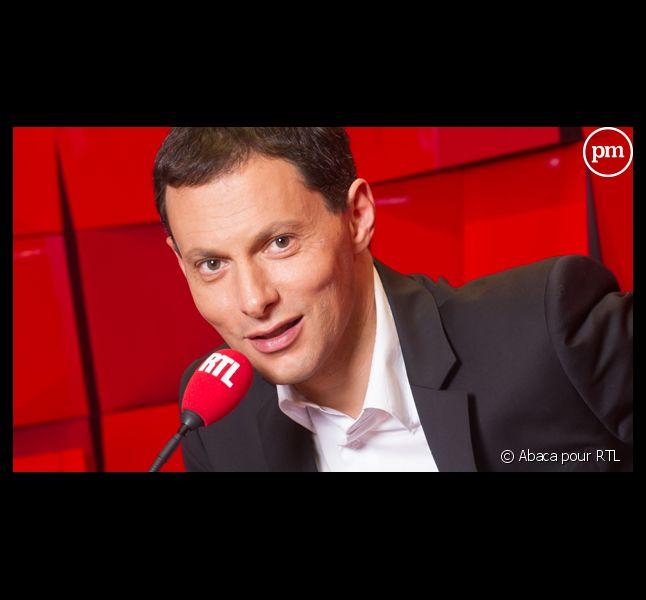 Marc-Olivier Fogiel décrypte la rentrée télé pour puremedias.com