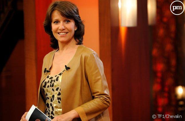 """Carole Rousseau dans """"Masterchef"""" saison 3"""