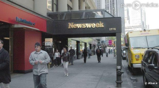 Le magazine Newsweek abandonne son édition papier à la fin de l'année.