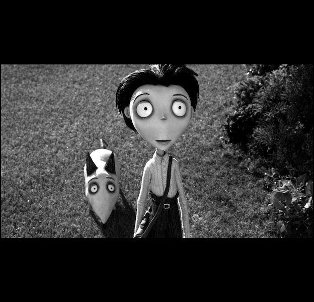 Frankenweenie Tim Burton Ouvre Les Portes De Son Enfance Puremedias