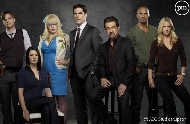 """Le cast de """"Esprits Criminels"""" saison 7"""