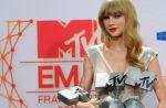 MTV Europe Music Awards 2012 : carton plein pour Taylor Swift et Justin Bieber