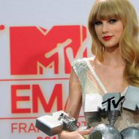 MTV Europe Music Awards 2012 : carton plein pour Taylor Swift et Justin Bieber