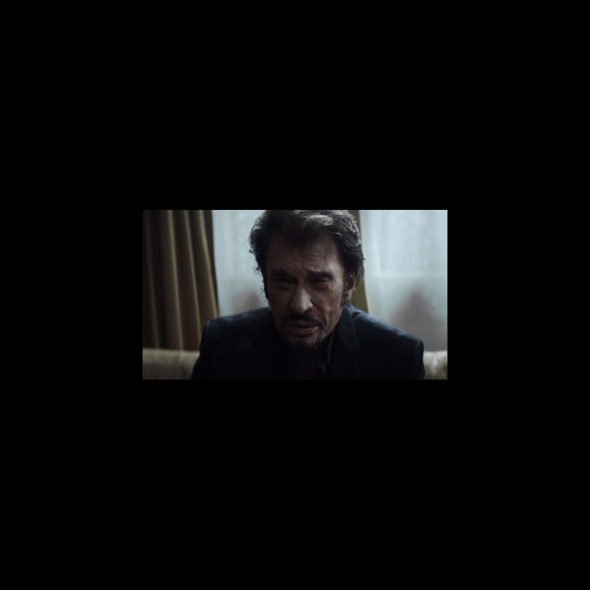 Clip johnny hallyday quitt par zo f lix pour l for Le miroir des courtisanes