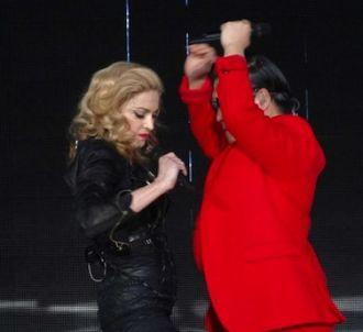 Madonna danse le 'Gangnam Style' aux côtés de Psy