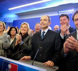 Jean-François Copé annonce sa victoire, le 19 novembre...