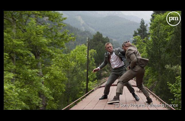 """""""Skyfall"""" devient le plus gros succès pour un James Bond outre-Atlantique"""