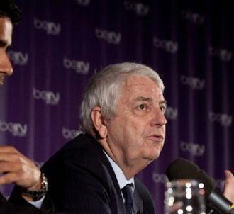 <span>Nasser Al Khelaifi, le président of beIN Sport et...