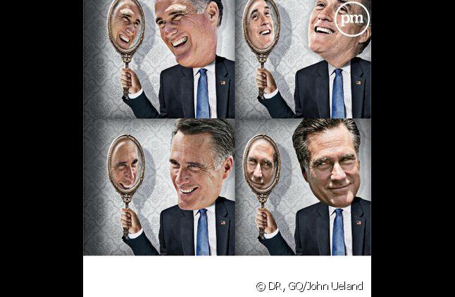 Mitt Romney, grand gagnant du top 25 des personnalités les moins influentes selon GQ US.