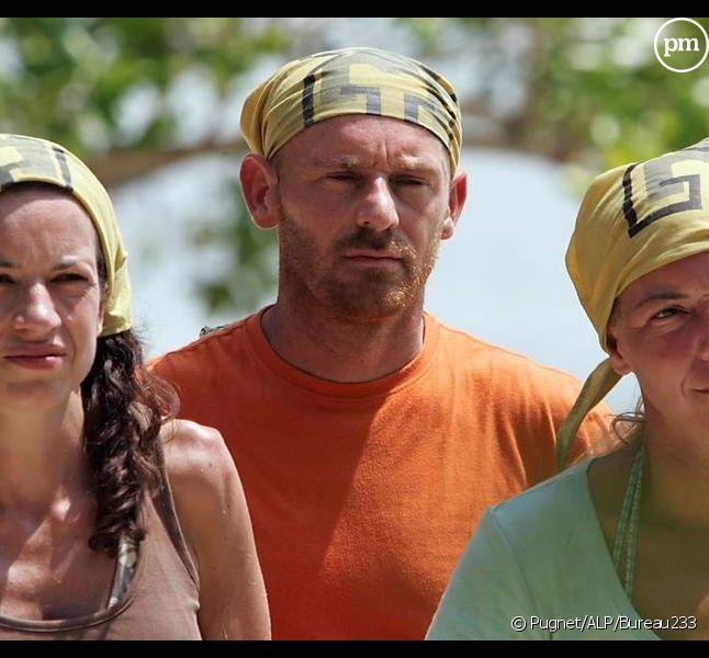 "Catherine, Philippe et Vanessa, candidats de ""Koh-Lanta : Malaisie"""