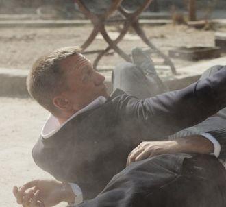 'Skyfall' repasse en tête du box-office américain