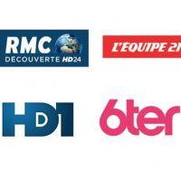 6 nouvelles chaînes de la TNT lancées aujourd'hui