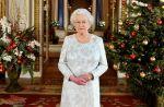 La Reine d'Angleterre a présenté ses voeux de Noël en 3D