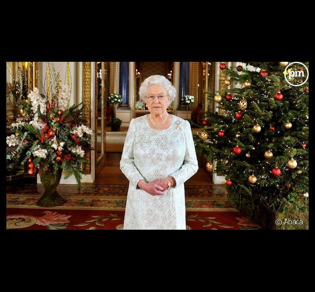 Les voeux de Noël de la Reine d'Angleterre ont été diffusés en 3D