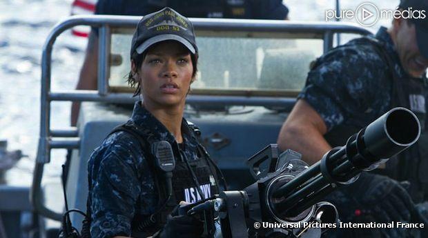 """Rihanna a été désignée pire actrice de 2012 par """"Rolling Stone"""" pour son rôle dans """"Battleship"""""""