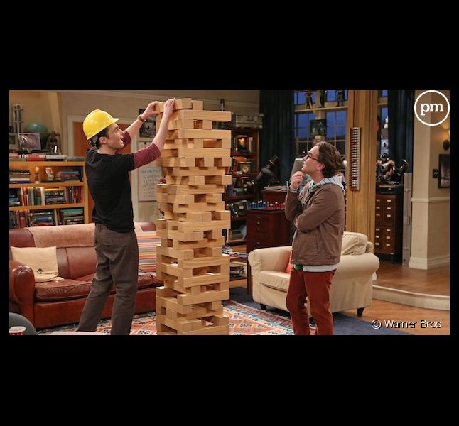 """The Big Bang Theory"" a battu son record historique d'audience"