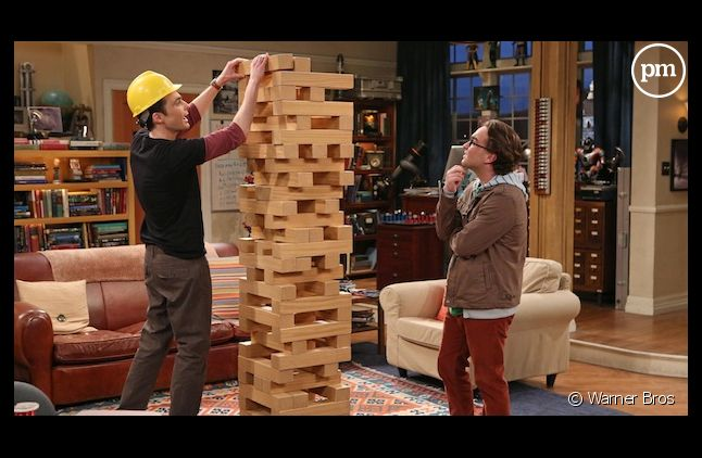 """The Big Bang Theory"" a battu son record historique d'audience"