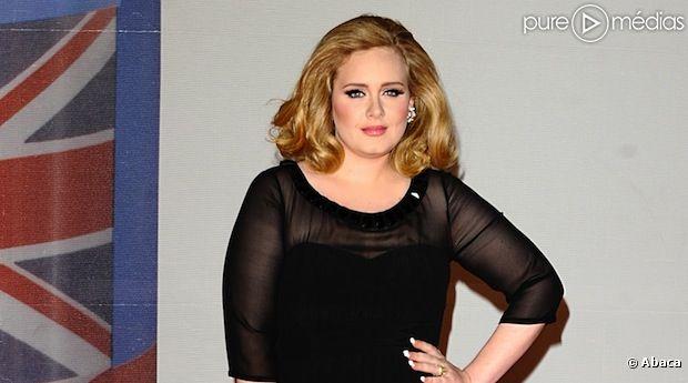 """""""21"""" d'Adele est la meilleure vente d'albums en France en 2012"""