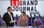 """Daphné Bürki révèle sa grossesse dans """"Le Grand Journal"""""""