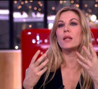 La comédienne Mathilde Seigner parle du salaire des...