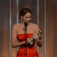 Golden Globes : Jennifer Lawrence s'explique suite à sa