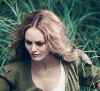 Vanessa Paradis, nouvelle égérie H&M.