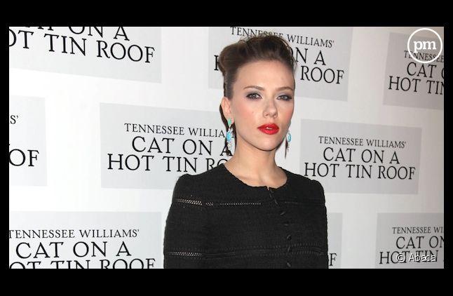 """Scarlett Johansson n'a pas été retenue aux castings des """"Misérables"""""""