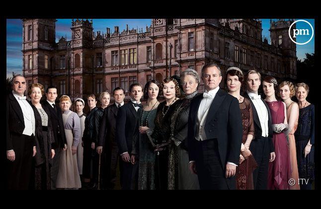 """Le cast de """"Downton Abbey"""" saison 3"""