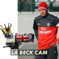 Canal+ : Une caméra spéciale pour suivre David Beckham pendant les matchs du PSG
