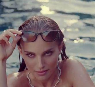 Natalie Portman dans le nouveau film pour le parfum Miss...