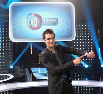 Alex Goude anime '60 secondes chrono' sur M6